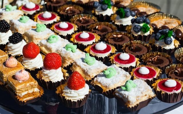 Разные пирожные рецепты фото